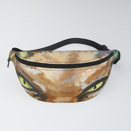 African Lion Fanny Pack