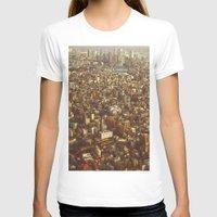 tokyo T-shirts featuring Tokyo by JuanAndresChacin