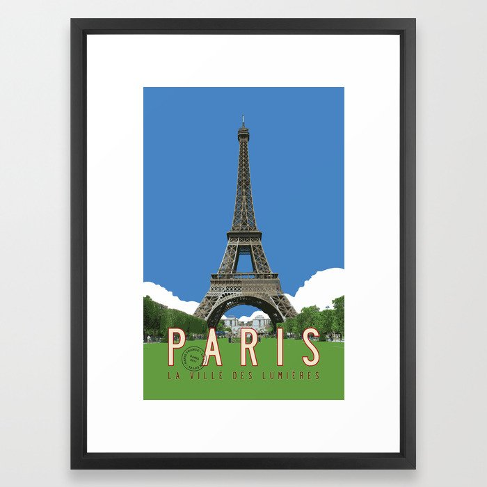 Framed Vintage Style Travel Posters | Allcanwear org