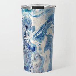 Fluid Seashore Travel Mug
