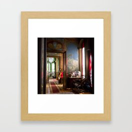Oriental Framed Art Print