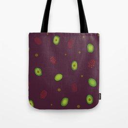 Thinking Avocado Tote Bag