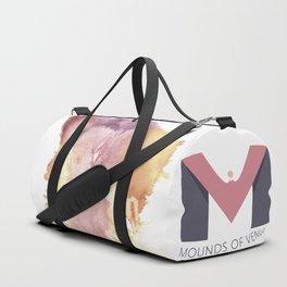 Verronica's Vagina Print Duffle Bag