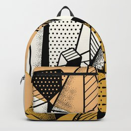 Crystal City Golden Moon Backpack