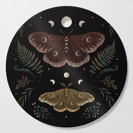 Saturnia Pavonia Cutting Board