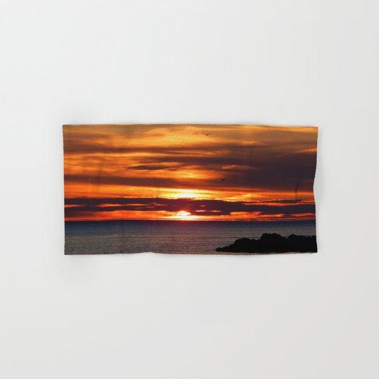 Sunrise Flight  Hand & Bath Towel