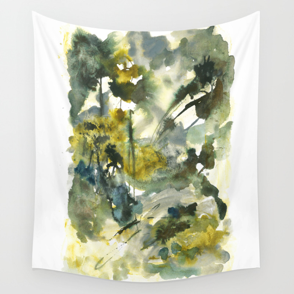 Step Step . Where Do We Go Now Wall Tapestry by Becauseidontpaintforaliving TPS6070002