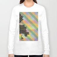 safari Long Sleeve T-shirts featuring Safari by Kelsey Leach