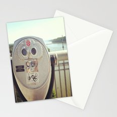 Turn to Clear Vision Stationery Cards