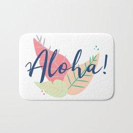 Aloha! Bath Mat