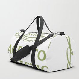 Green-Vintage-Limited-1997-Edition---20th-Birthday-Gift Duffle Bag