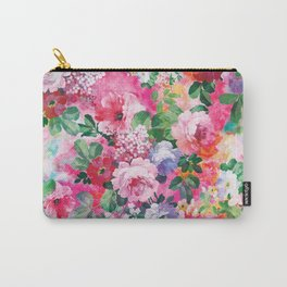 Beautiful Garden Carry-All Pouch