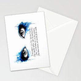 Promethean II Stationery Cards