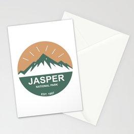 Jasper National Park Stationery Cards