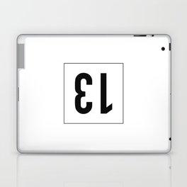 Lucky 13 Laptop & iPad Skin