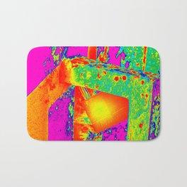 Color Lock Bath Mat