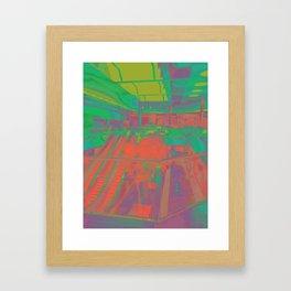 Shopscape 2052 Framed Art Print