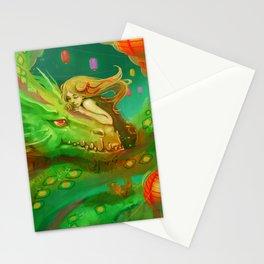 My Dragon Stationery Cards