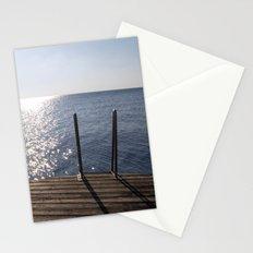 swedish sun Stationery Cards