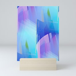 for sheer curtains and more -17- Mini Art Print