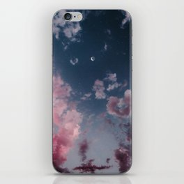 Do you ever feel lonely? iPhone Skin
