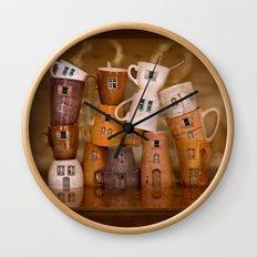 Coffeetime ! Wall Clock