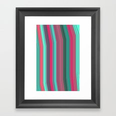 When We Parted Framed Art Print