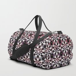 Black and White Penguins Duffle Bag