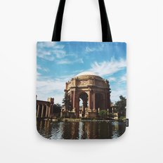Palace of Fine Arts Tote Bag