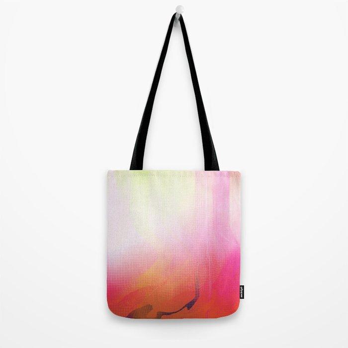 Glitch 23 Tote Bag