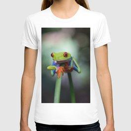 Costa Rican Tree Frog T-shirt