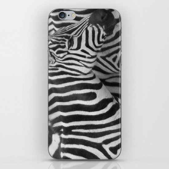 Stripes in a line... iPhone & iPod Skin