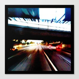 Move Forward Canvas Print
