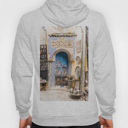 Doorways - Fes, Morocco II Hoody