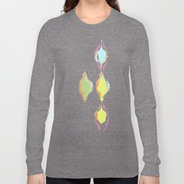 Pastel patterned Long Sleeve T-shirt