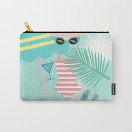 Palm Springs Ready Carry-All Pouch