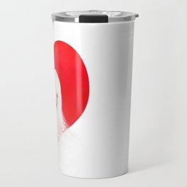 We <3 Art Travel Mug