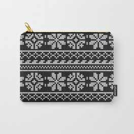 Pattern in Grandma Style #20 Carry-All Pouch