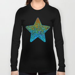 Glitter Dust Background G178 Long Sleeve T-shirt