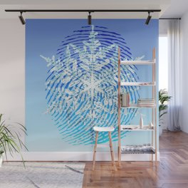 Perfectly Unique Wall Mural