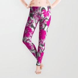 Flower Pattern  Leggings