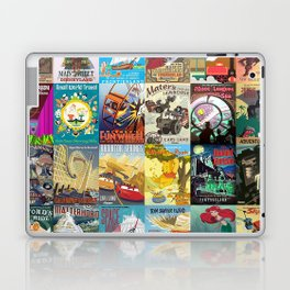 Amusement Rides Laptop & iPad Skin