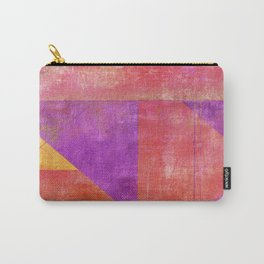 """Moksha"" Inspired by the Guillermo de Llera music. Carry-All Pouch"