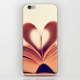 Book Lovers iPhone Skin