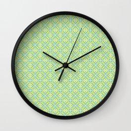 Azulejo PortBra Wall Clock