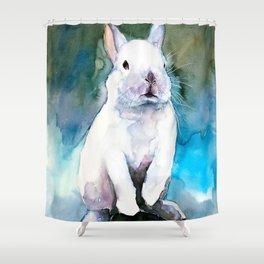 BUNNY#17 Shower Curtain