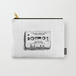 80's Series Cassette Tape #3 Carry-All Pouch