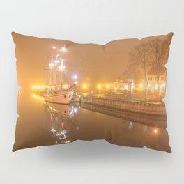 Memel im Nebel Pillow Sham
