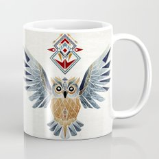 owl winter Coffee Mug