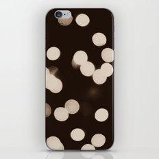 Cool Lights Bokeh iPhone & iPod Skin